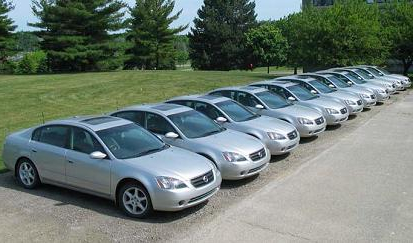 fleet-of-cars